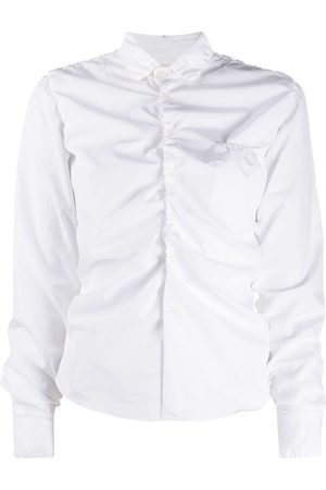 Marni Ruched-effect shirt