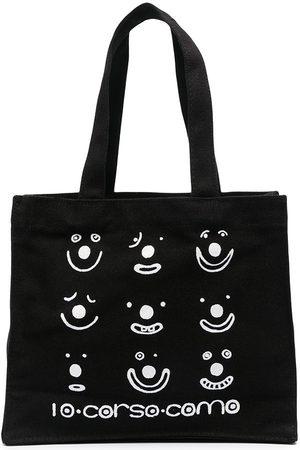 10 CORSO COMO Graphic print mini tote bag