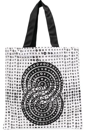 10 CORSO COMO Logo graphic print tote bag