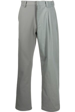 Xander Zhou Straight leg tailored trousers