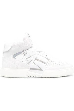 VALENTINO GARAVANI Men Sneakers - VLTN print band sneakers