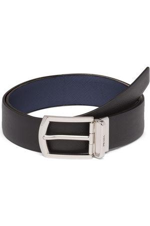 Prada Reversible Saffiano leather belt