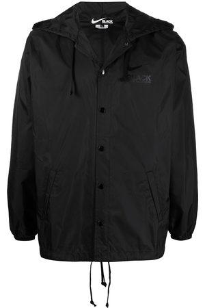 Comme des Garçons Logo-print hooded jacket