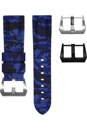 Horus Watch Straps 22mm lug digi camouflage-pattern watch strap