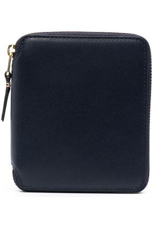 Comme des Garçons Wallets - Leather zip wallet