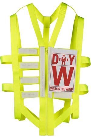 WALTER VAN BEIRENDONCK DIY Skeleton vest