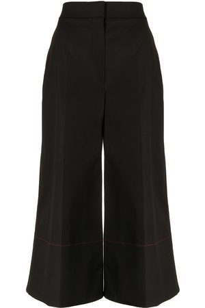 Roksanda Flared tailored culottes