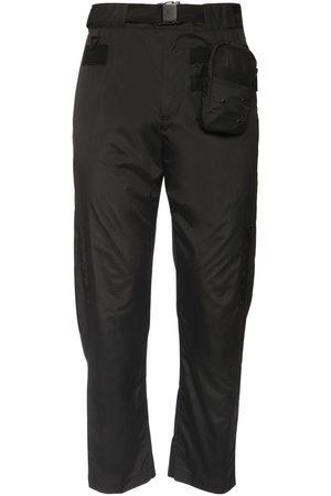 McQ Icon Zero Recycled Nylon Pants