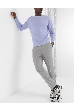 New Look Pull on smart trousers in puppytooth check