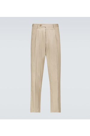 Etro Regular-fit jacquard pants