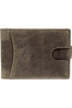 Teakwood Leathers Men Brown Solid Two Fold Wallet