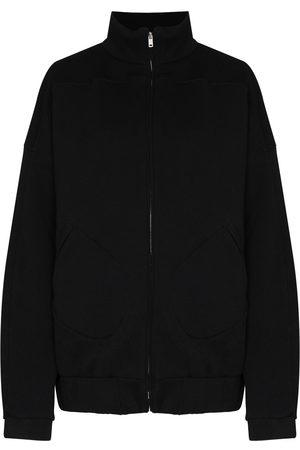 Les Tien Zip-up cotton sweatshirt
