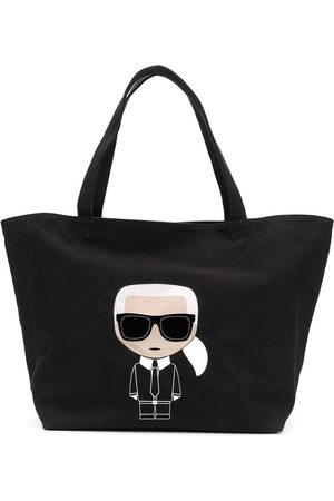 Karl Lagerfeld Karl Ikonik tote bag