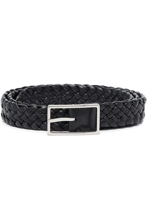 Bottega Veneta Braided leather belt