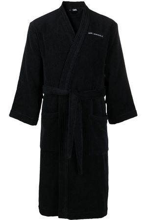 Karl Lagerfeld Bathrobes - Logo bath robe