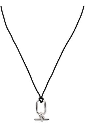 CAPSULE ELEVEN Men Necklaces - Cartouche pendant necklace