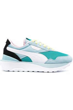 PUMA Women Sneakers - Cruise Rider contrast panel sneakers
