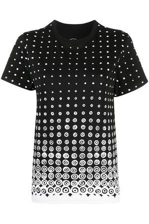 10 CORSO COMO Dot-print T-shirt