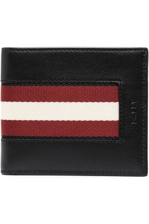 Bally Bi-fold leather wallet
