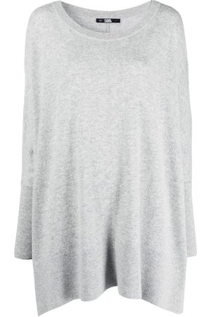 Karl Lagerfeld Lounge merino-knit tunic