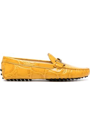 Tod's Women Loafers - City Gommino leather loafers