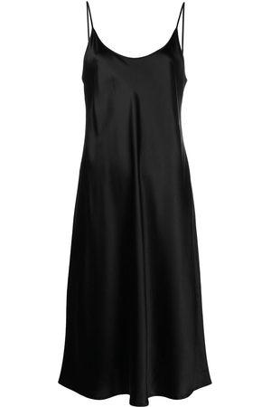 La Perla Women Nightdresses & Shirts - Scoop-neck satin cami nightdress