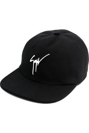 Giuseppe Zanotti Men Hats - Cohen signature logo baseball cap