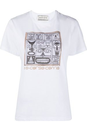 10 CORSO COMO Women Short Sleeve - Graphic-print T-shirt