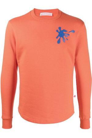 WALTER VAN BEIRENDONCK Spot Sweat long-sleeved T-shirt