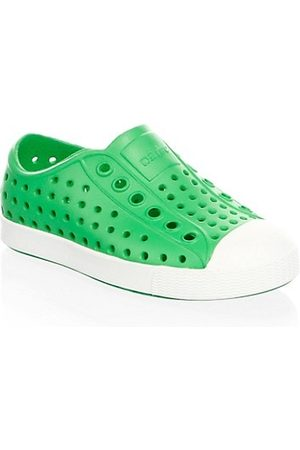 Native Kid's Jefferson Perforated Sneakers