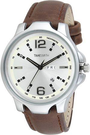 TIMESMITH Men White Analogue Watch TSC-029ktd1