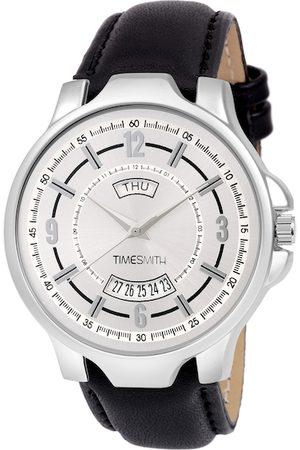 TIMESMITH Men White Analogue Watch TSC-080