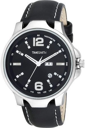 TIMESMITH Men Black Analogue Watch TSC-028