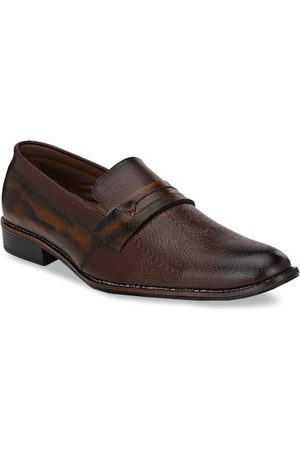 Sir Corbett Men Brown Loafers