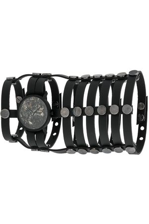 SOUTH LANE X AUMORFIA Gladiator strapped watch