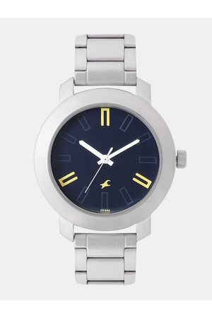 Fastrack Men Navy Blue Analogue Watch NK3120SM02_BBD
