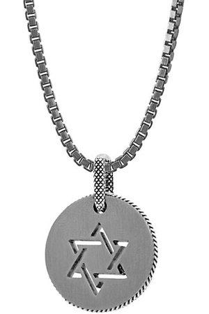 Tateossian Talisman Star Pendant Necklace