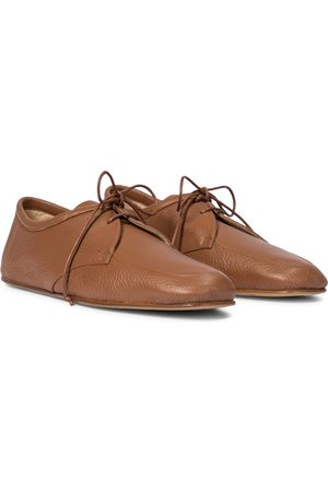 GABRIELA HEARST Luca leather Derby shoes