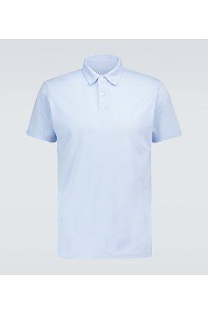 DEREK ROSE Ramsay short-sleeved polo shirt