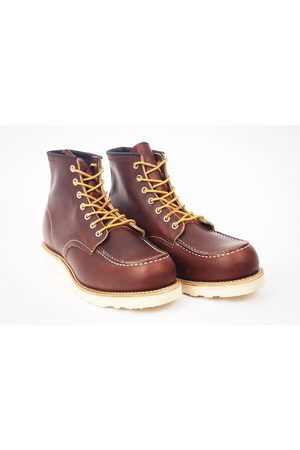 Red Wing Redwing 6 Classic Mock Toe 8138 Boot - Dark