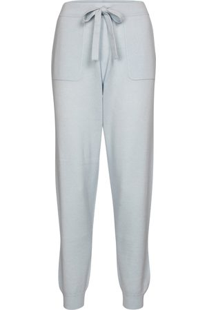 Jardin des Orangers Women Formal Trousers - Wool and cashmere trackpants