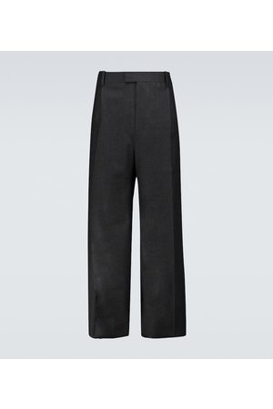 Bottega Veneta Wool flannel pants