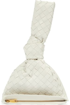 Bottega Veneta Women Clutches - The Mini Twist leather clutch