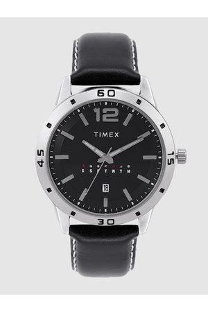Timex Men Black Analogue Watch TW000U932