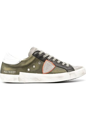 Philippe model Prsx Mixage West low-top sneakers