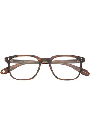 GARRETT LEIGHT Emperor square-frame glasses