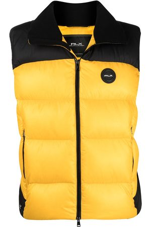 Ralph Lauren Two-tone padded gilet