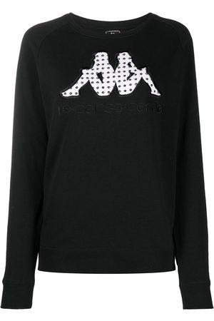 10 CORSO COMO Logo-embroidered sweatshirt