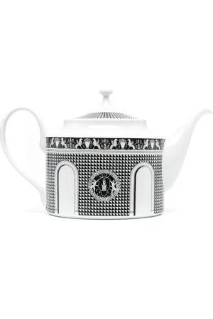 FORNASETTI Quattrocentesca teapot