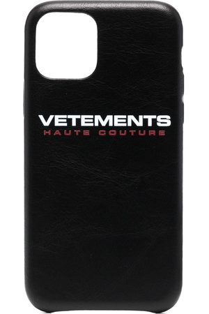 Vetements Phone Cases - Logo-print iPhone 11 Pro